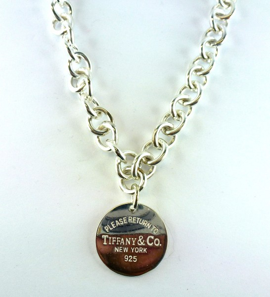 Silberkette – Silbercollier Origin...