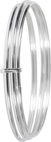 Armreif  in Silber Sterlingsilber 925/-, 3-teilig