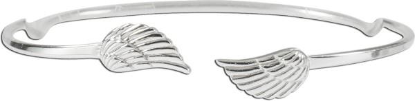 Armreif Silber Sterlingsilber Flügel