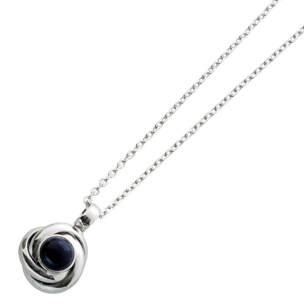 Collier – Silberkette Sterling Sil...