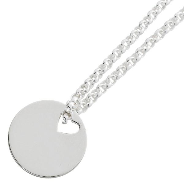 Dogtag Gravurkette Silber 925 gravierbar...