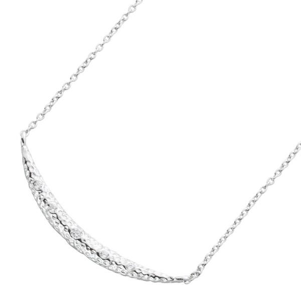 Kette Sterling Silber 925 Zirkonia
