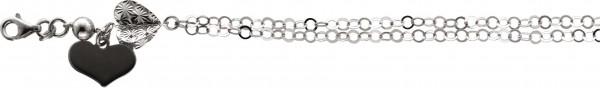 Armband aus echtem Silber Sterlingsilber...