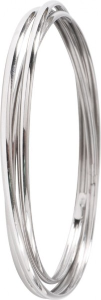 Armreifen 925er Sterling Silber 3-teilig